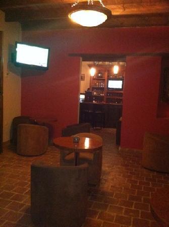 هوتل سان ماركوس: bar del hotel