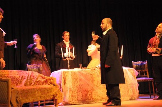Romantic Opera: A moment of the show