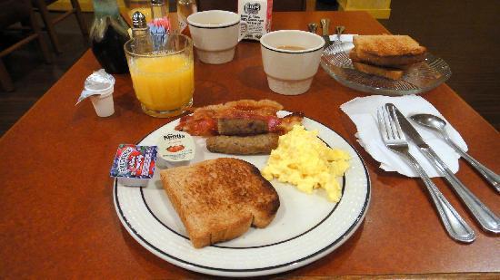 Nativo Lodge Albuquerque: breakfast