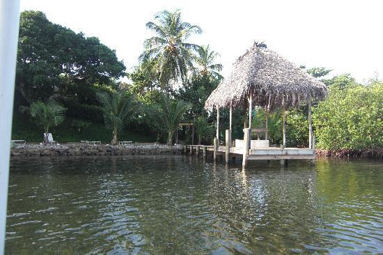 Isla Solarte, Panama: Like going to Fantasy Island