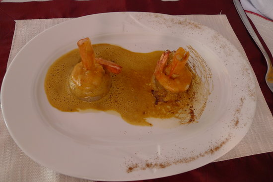 Trois Gourmands: mouth-watering starter