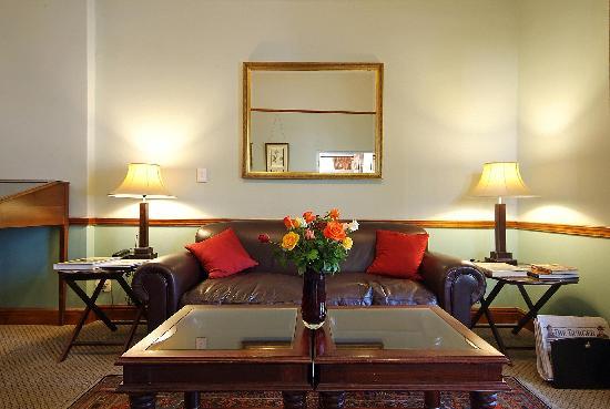 Eendracht Hotel: Lounge