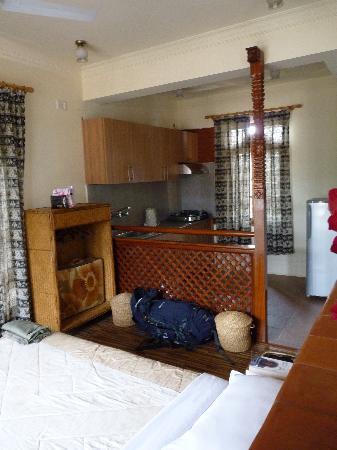 Vardan Resort n' Apartment: Kitchenette