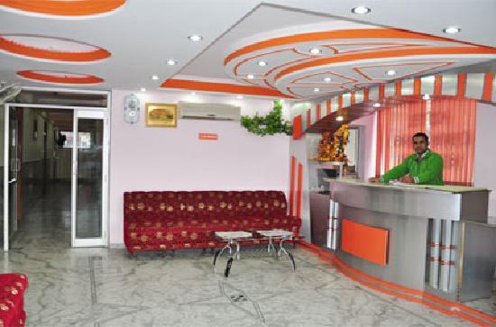 Hotel Gyan Ganga Heritage : Reception