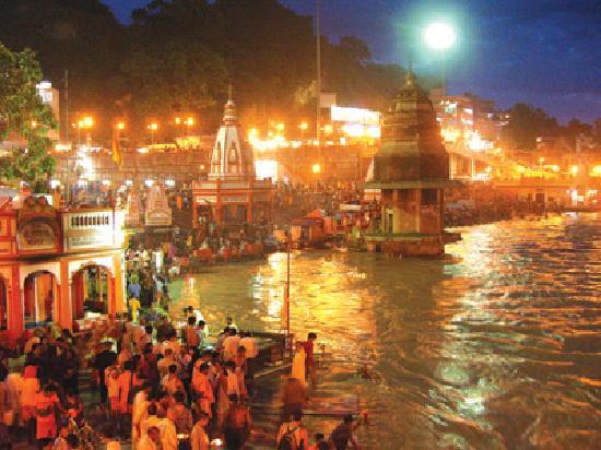 Hotel Gyan Ganga Heritage : Har Ki Pauri