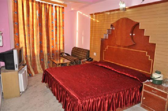 Hotel Gyan Ganga Heritage : Double Bedded Room