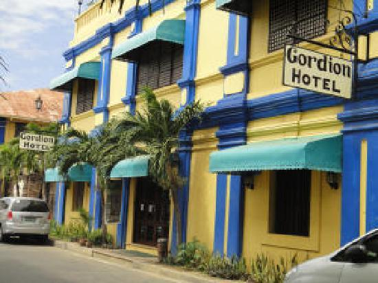 Gordion Hotel: whole Gordion bldg