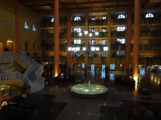 Playacartaya Spa Hotel : hall