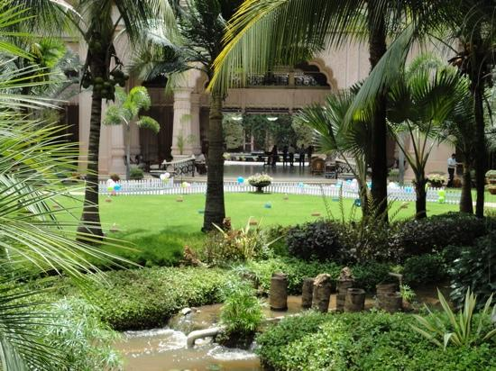 The Leela Palace Bengaluru: Easter egg hunt