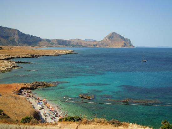 B&B Guarda l'Egadi : il mare di San Vito lo Capo