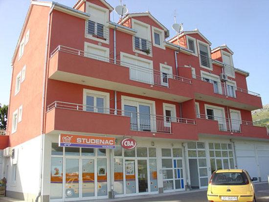 Apartments Villa Galija: Foto of the Villa