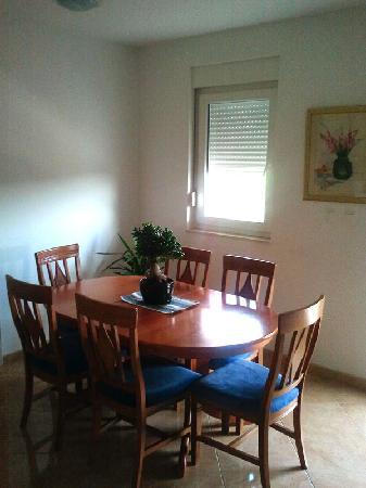 Apartments Villa Galija: Dining room