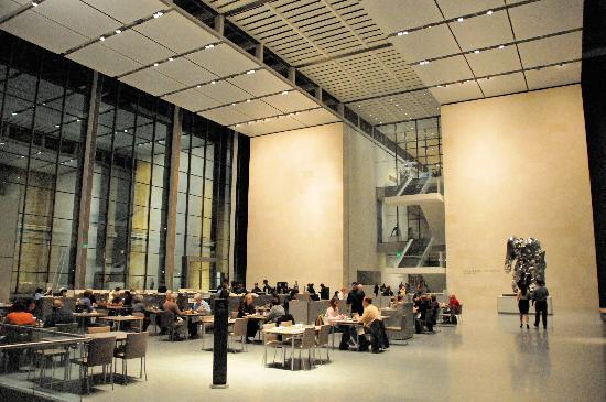 Museum of Fine Arts : Boston MFA Cafe