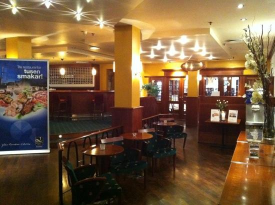 Quality Hotel Sogndal: salon comedor hotel quality sogndal