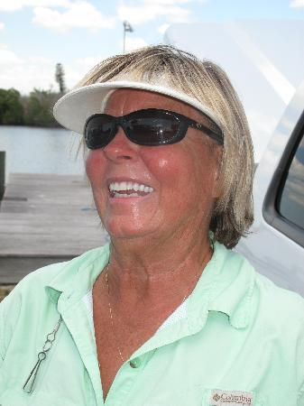 Everglades Fishing Charters: Captain Becky