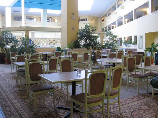 Bedford Plaza Hotel: Dining Hall