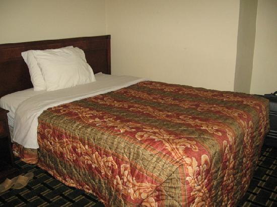 Bedford Plaza Hotel: Bed