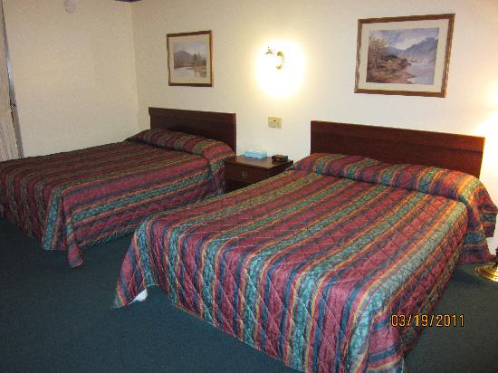 Frankenmuth Motel: Room