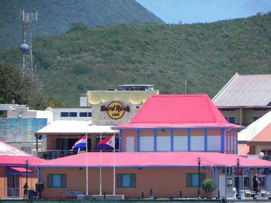Hard Rock Cafe Sint Maarten