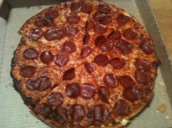 Mazzio S Pizza Tulsa 421 E 11th St Ste B Restaurant