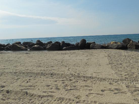 Hotel Club Torre Marino: Strand