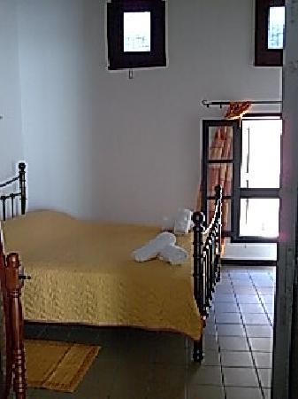 Tina's Apartments: Tina's Rooms old Town Rhodes