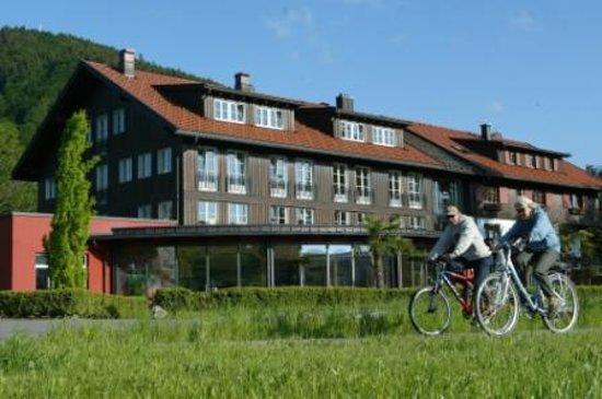 Oberstaufen, Alemania: evviva! Außenansicht