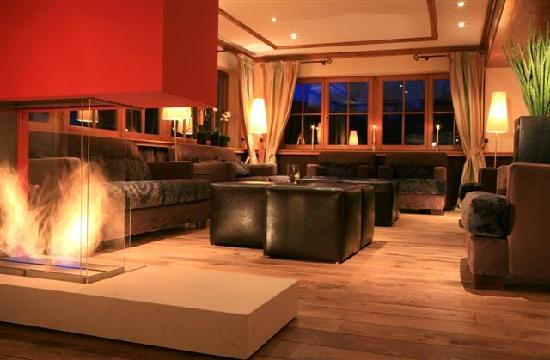 Oberstaufen, Germany: Lounge