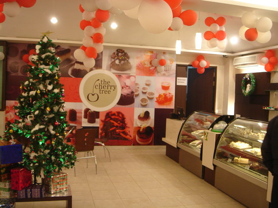 The Cherry Tree Bakery Lucknow Restaurant Reviews