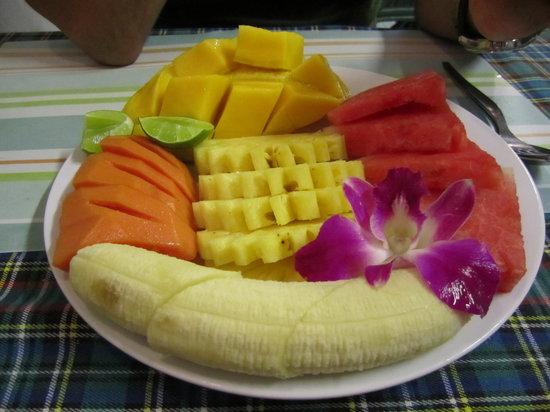 Lucky Tom's: Frutta mista