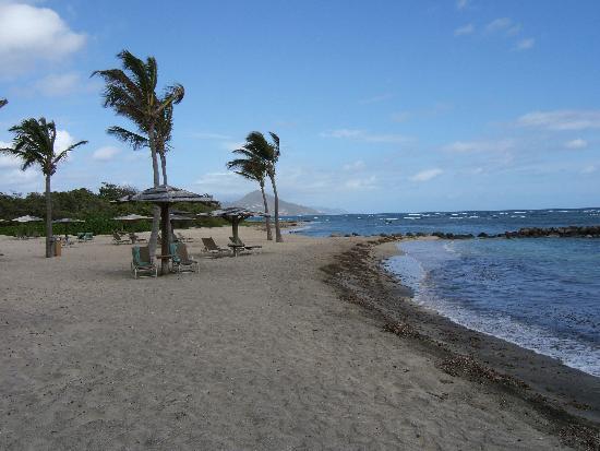 Nisbet Plantation Beach Club: Nisbet Beach