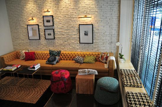 Center Chic Hotel Tel Aviv - an Atlas Boutique Hotel: the loby