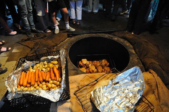"""Résultat de recherche d'images pour """"tamaki maori village food"""""""