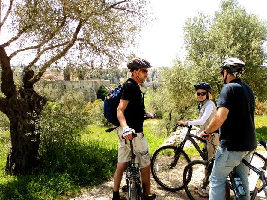 Bike Jerusalem Tours : Jerusalem