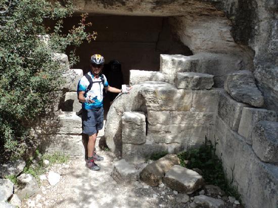 Bike Jerusalem Tours : 2000+ year old site