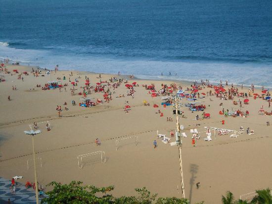 delstaten Rio de Janeiro: Playa de Copacabana