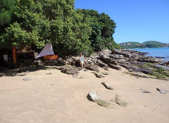 Armacao dos Buzios, RJ: Playa de Ferradura