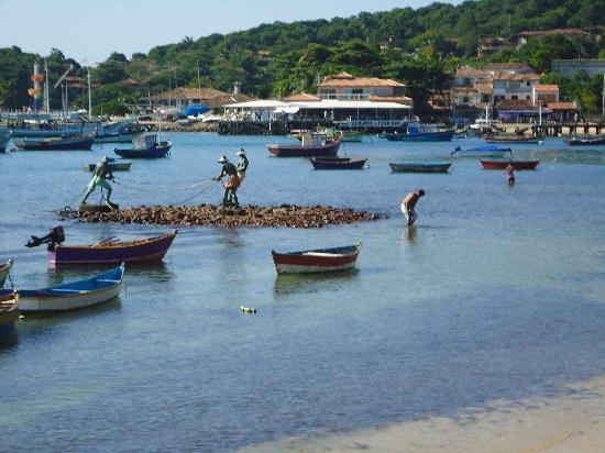 Buzios, RJ: Playa de Armaçao