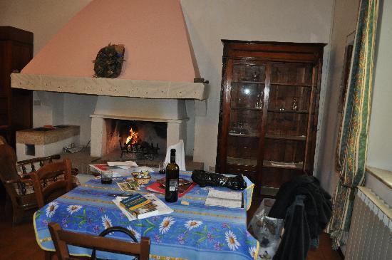 Agriturismo La Crociona: Home away from home...