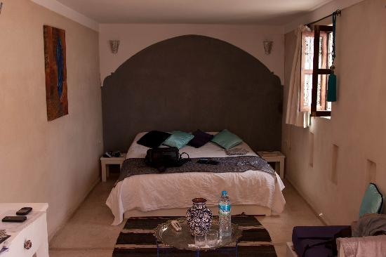 Riad Karmanda : Majorelle Room