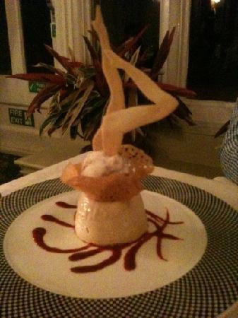 Branston Hall Hotel: hotel dessert