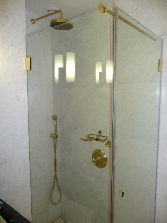 Altis Avenida Hotel: shower