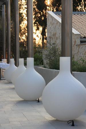 Hotel Sezz Saint-Tropez: terrace