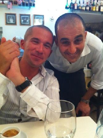 Trattoria da Nino: grande Gianluca