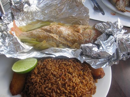 Seafood Haven : Grilled Snapper