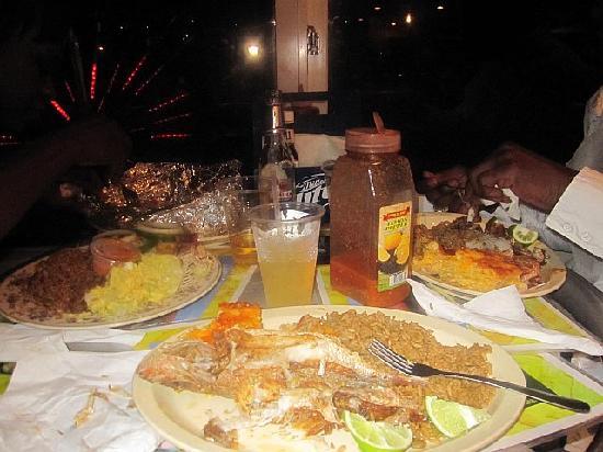 Seafood Haven : Fried Sanpper 5
