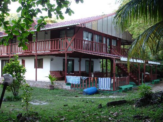 Villa Flamboyant: Aucun entretien de cette très belle demeure...
