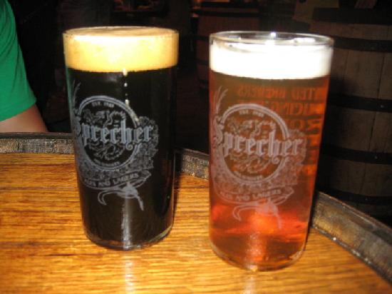 Sprecher Brewing Co.: Beer samples!