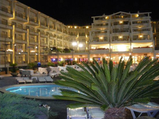 Aqua Hotel Aquamarina & Spa: desdeelpaseo