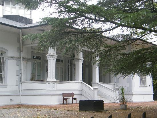 Haras San Blas: Casco